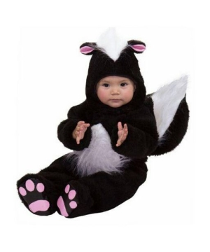 Skunk Infant/toddler Costume