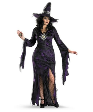 Sorceress Costume - Adult plus size Costume