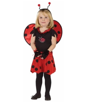 Sweetheart Lady Bug Toddler Costume