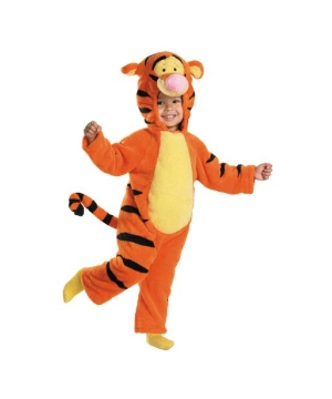 Tigger Plush Infantbaby Child Costume