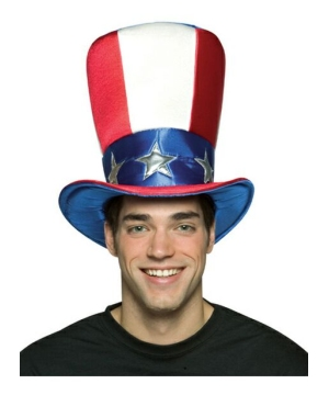 Uncle Sam Top Hat