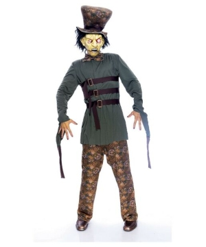 Wicked Wonderland Mad Hatter Adult Costume
