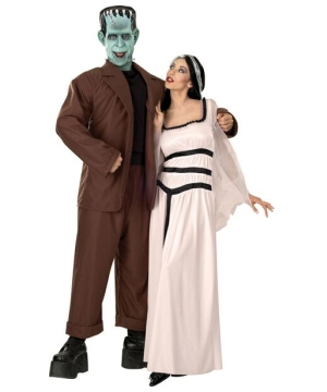 Womens Lily Munster Costume