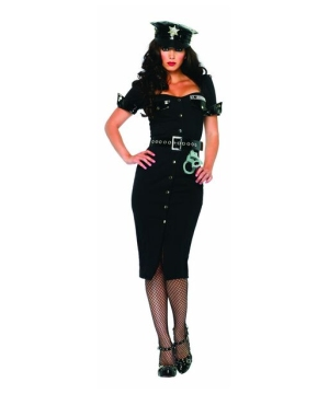 Womens Lt Lockdown Costume