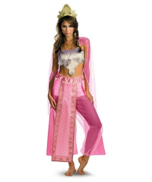 Prince of Persia Princess Tamina Women Costume deluxe