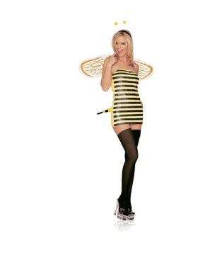 Sexy Bumble Bee Women Costume