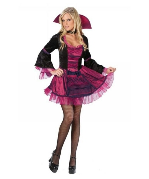 Sexy Vampiress Women's Costume