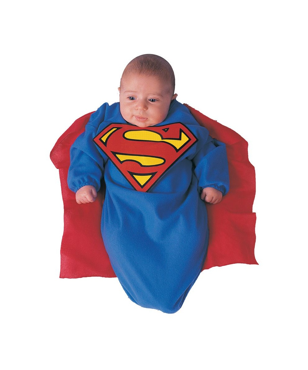 Superman Baby Costume Deluxe  sc 1 st  Wonder Costumes : baby boy superhero costumes  - Germanpascual.Com