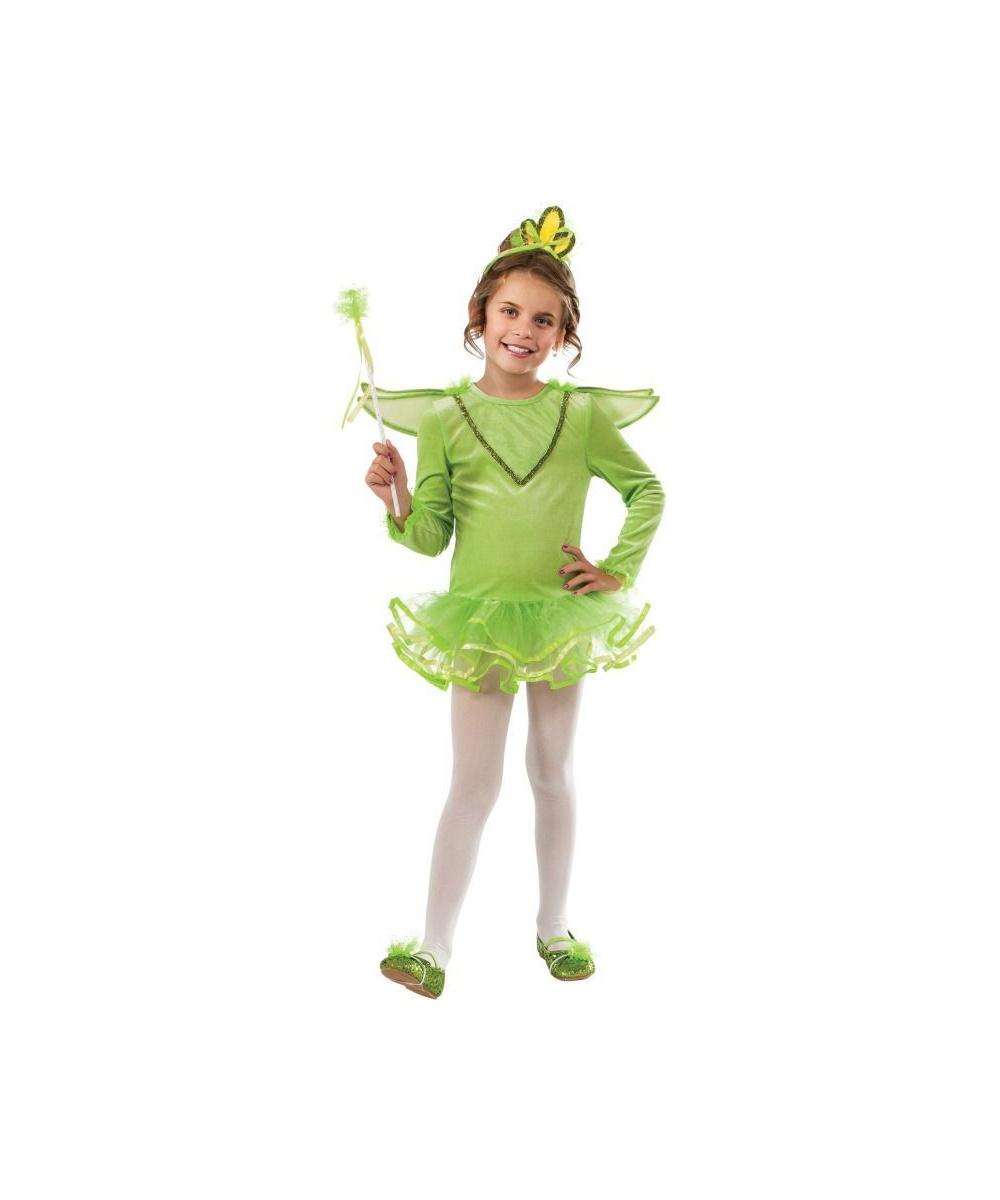 girls tinkerbell disney costume