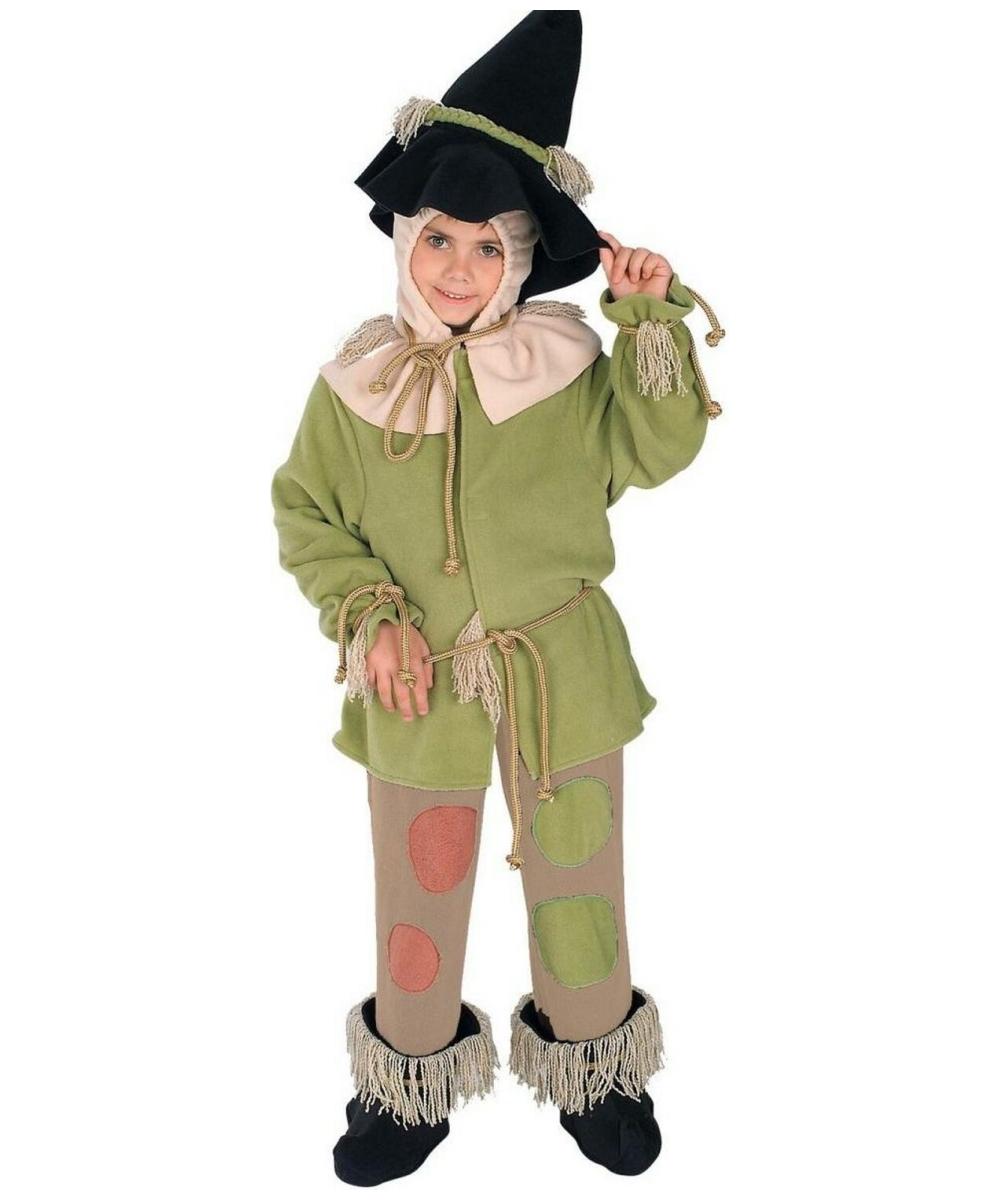 Kids Wizard Of Oz Scarecrow Movie Costume Scarecrow Costumes