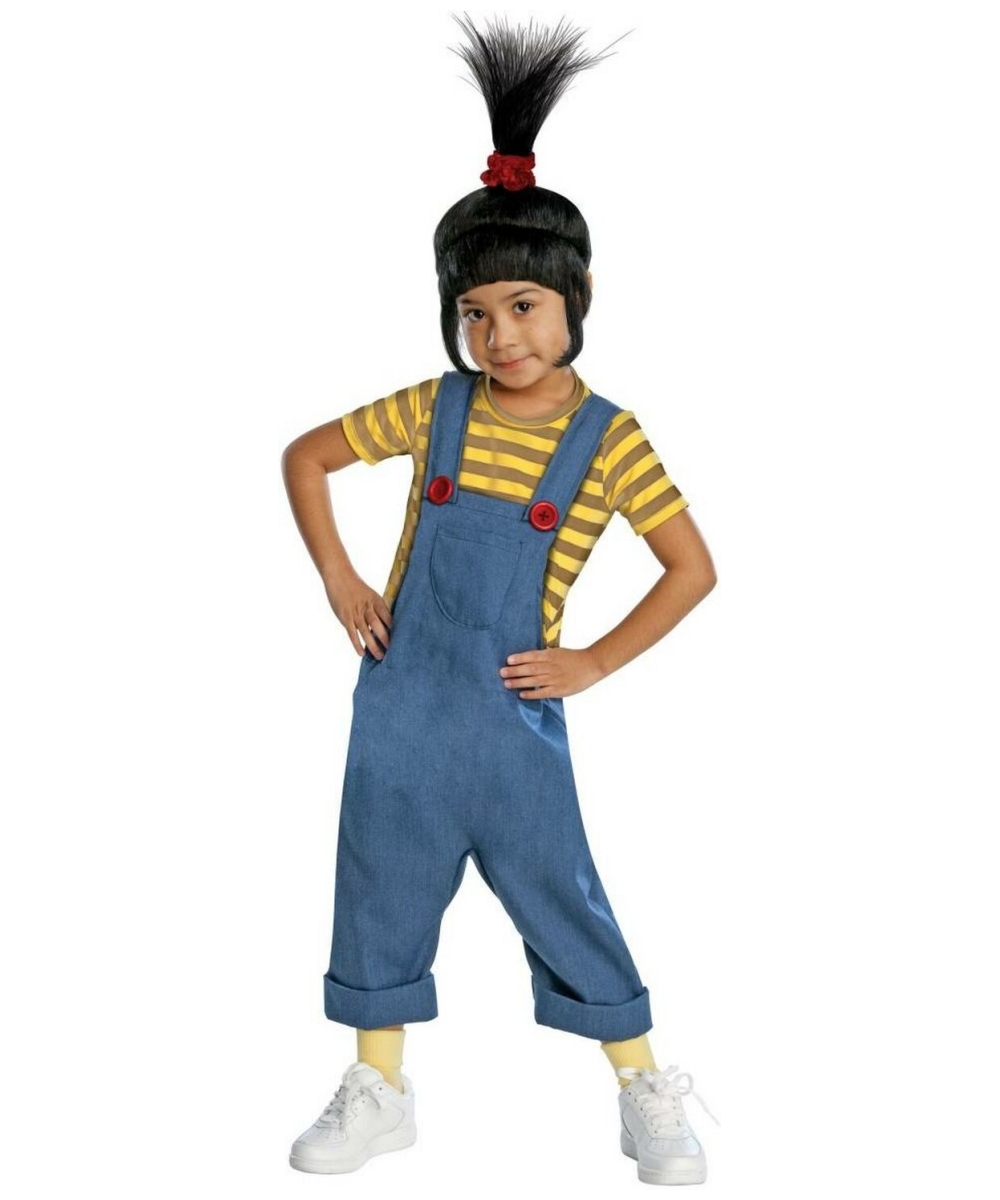 Despicable Me - Agnes Costume - Kids Costume Deluxe - Movie Costumes at Wonder Costumes  sc 1 st  Halloween Costumes & Despicable Me - Agnes Costume - Kids Costume Deluxe - Movie Costumes ...