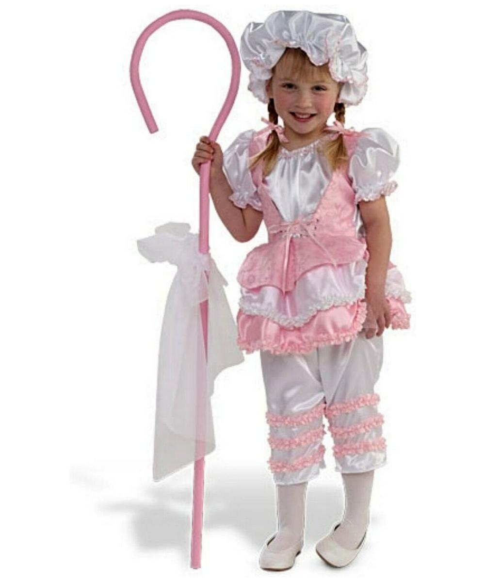 Little Bo Peep Toddler/Kids Costume - Fairytale Costumes