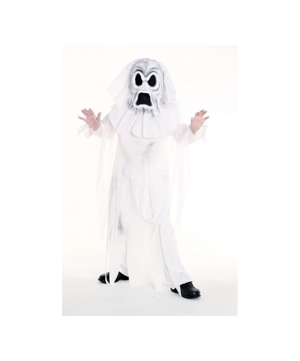 sc 1 st  Halloween Costumes & Ghost Halloween Kids Costume - Ghost Costumes