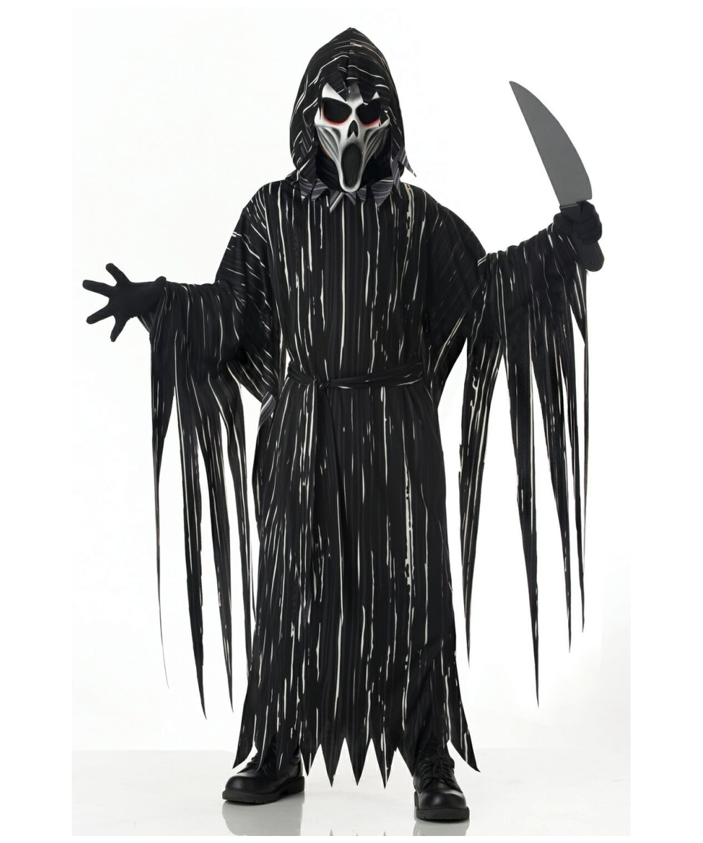 Howling Horror Costume - Kids Costume - Scary Halloween Costume at Wonder Costumes  sc 1 st  Halloween Costumes & Howling Horror Costume - Kids Costume - Scary Halloween Costume at ...