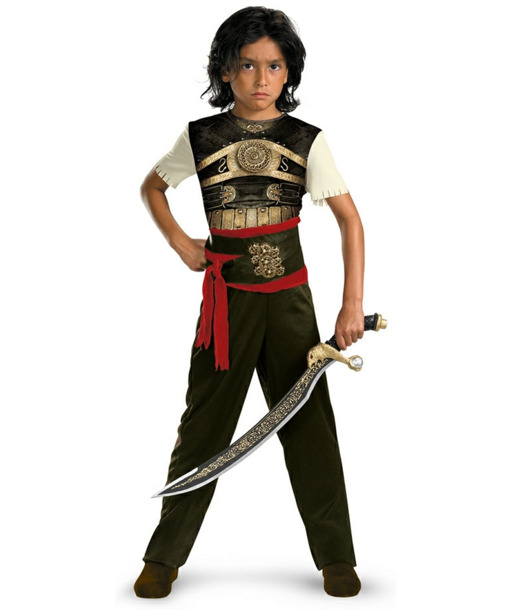 Prince Of Persia Dastan Boys Costume  sc 1 st  Halloween Costumes : kids prince costumes  - Germanpascual.Com