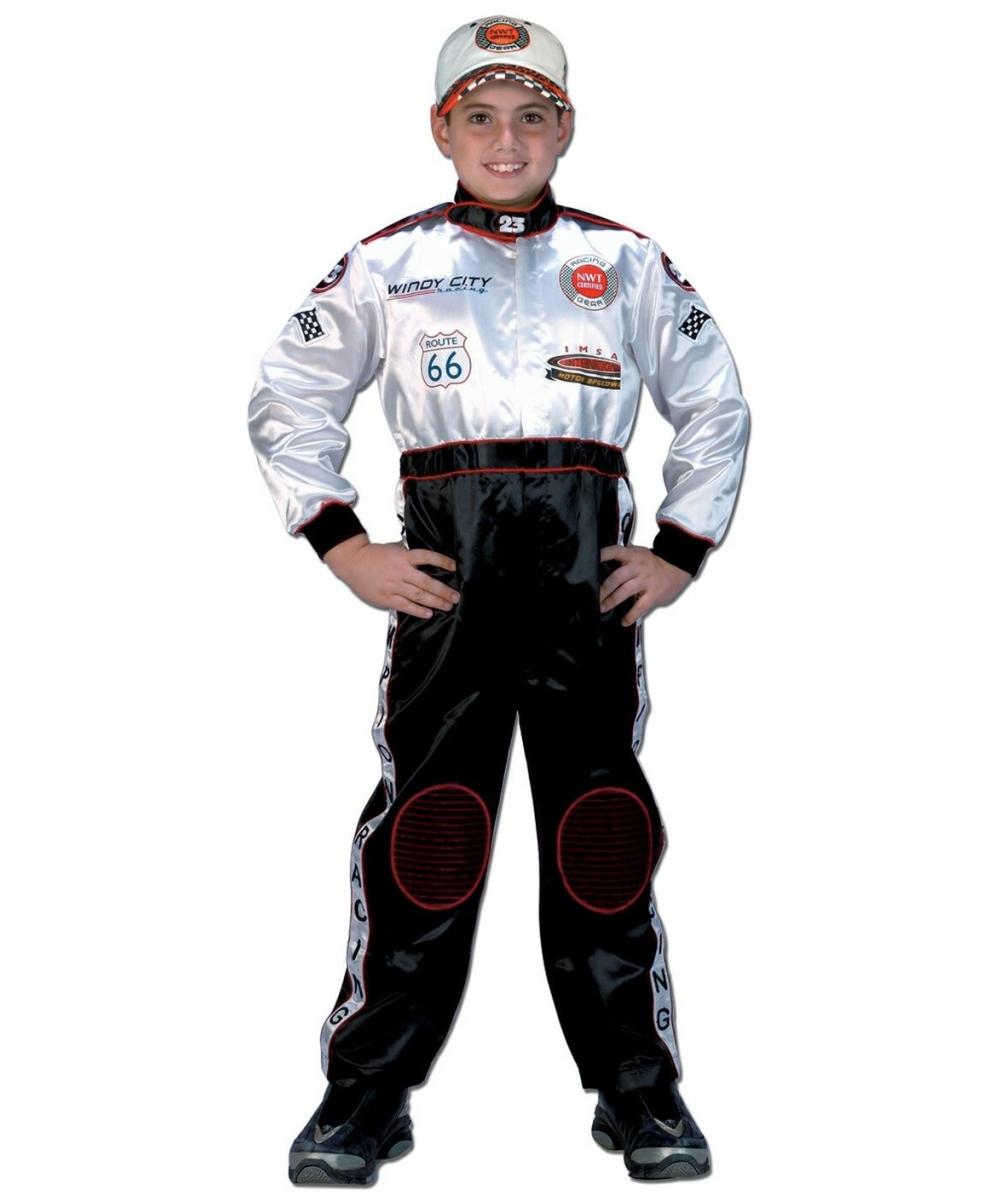racing suit costume - kids costume - halloween costume at wonder