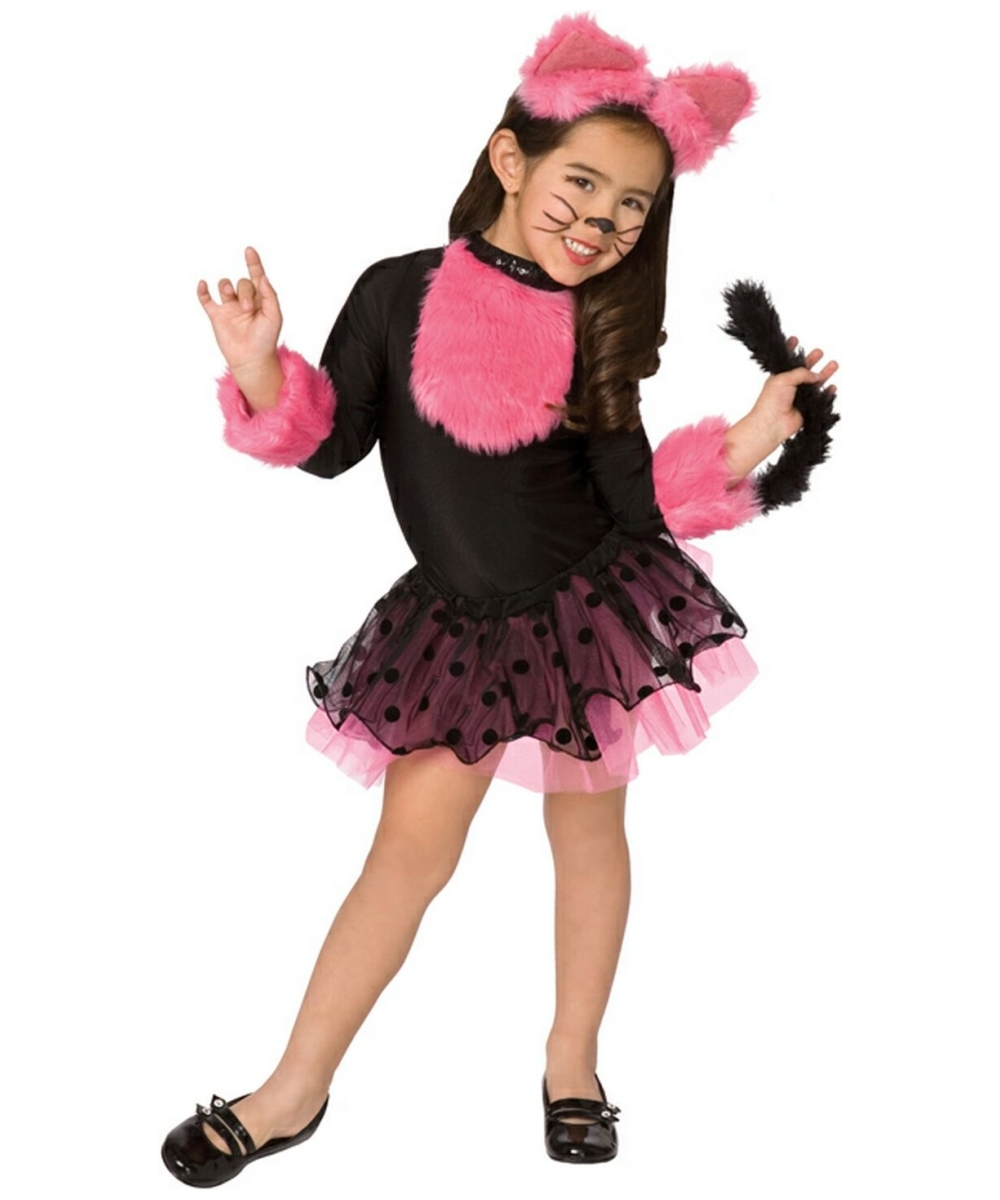 efbc1d61def Cutie Cat Costume - Kids Costume - Halloween Costume at Wonder Costumes