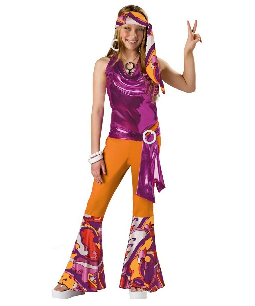 Dancing Queen Kids Costume Costumes