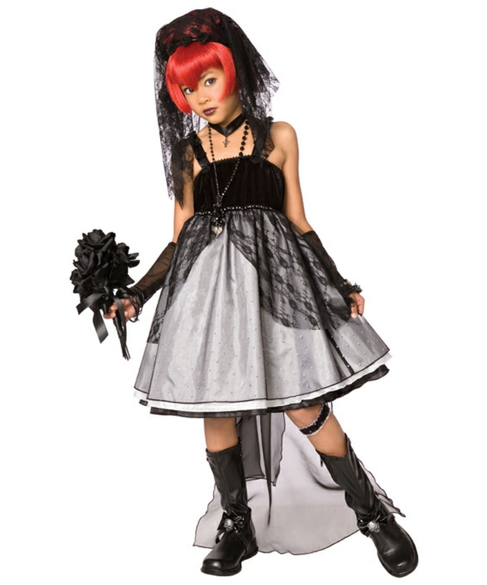 Bride Dark Costume Girl Bride Costumes