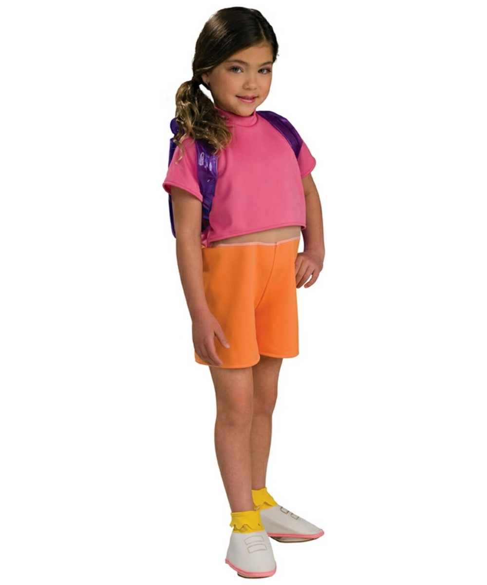 Dora Explorer Baby Child Costume