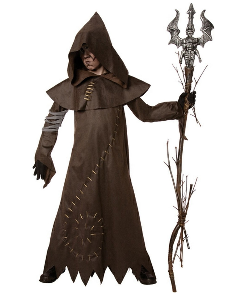 Halloween Costumes For Kids Scary.Evil Warlock Costume Kids Costume Scary Halloween Costume At Wonder Costumes
