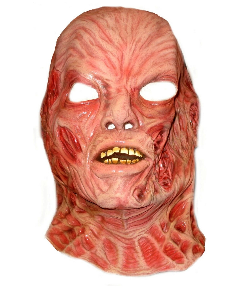 adult freddy krueger mask - halloween costume