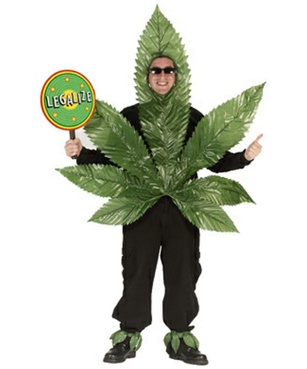 ganja man costume adult costume clown halloween