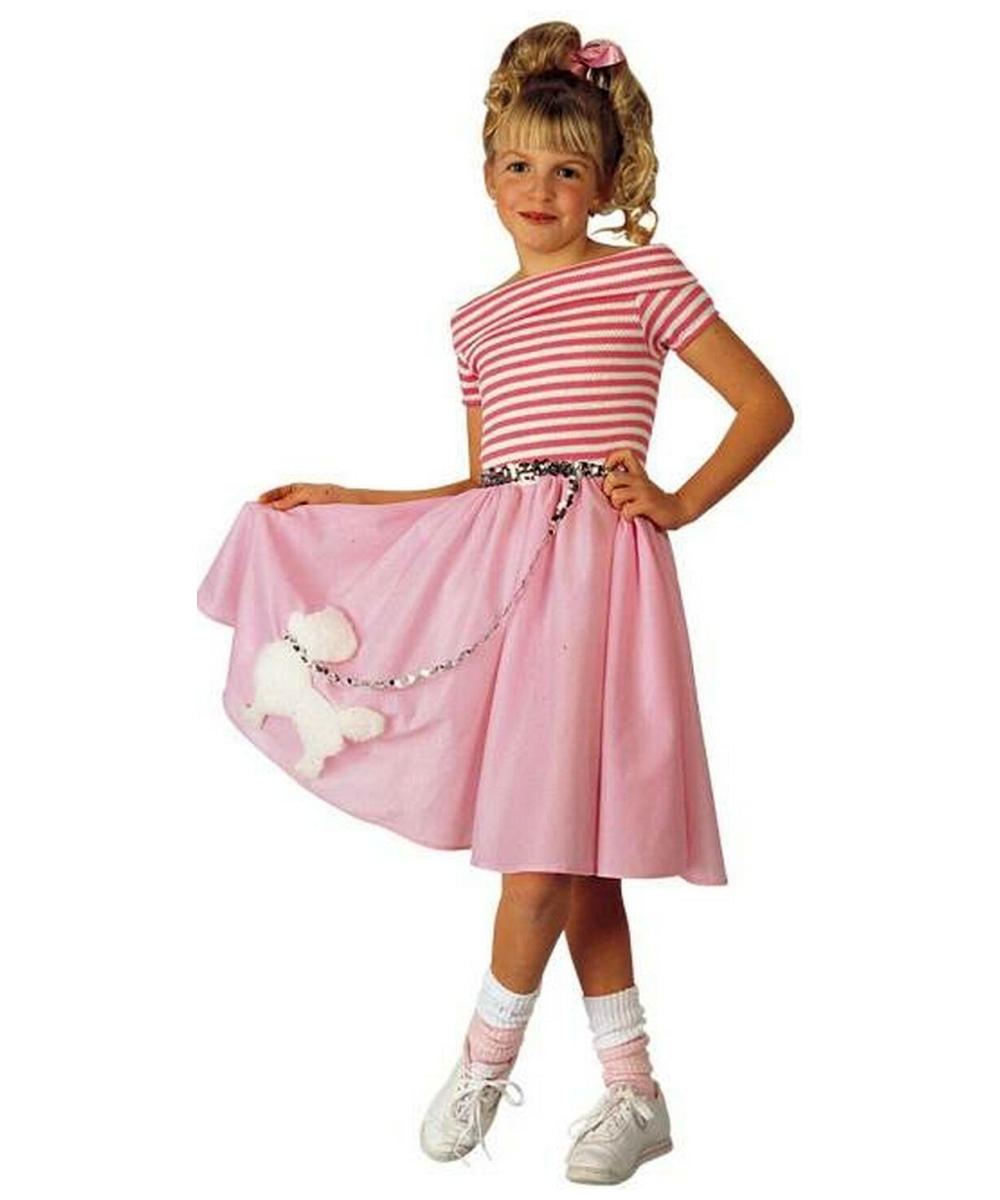 Nifty Fifties Costume - Kids Costume - 50s Halloween Costume at Wonder Costumes  sc 1 st  Wonder Costumes & Nifty Fifties Costume - Kids Costume - 50s Halloween Costume at ...