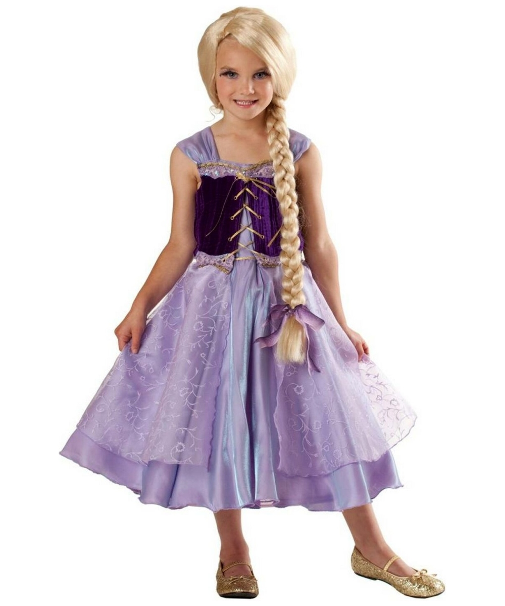 Tower Princess Costume Kids Halloween