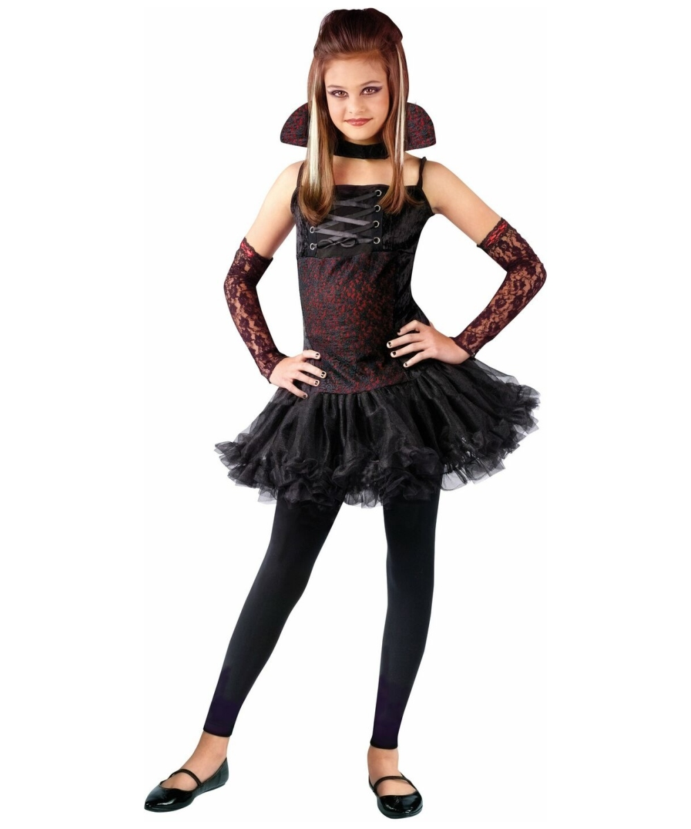 vampirina costume kids costume halloween costume at wonder costumes. Black Bedroom Furniture Sets. Home Design Ideas