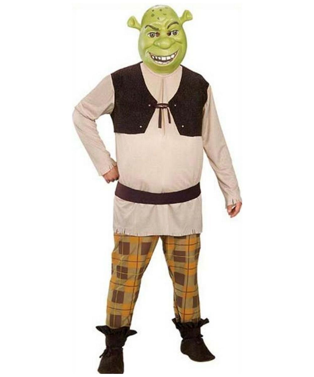 Shrek Fever After Adult Costume Men Movie Costumes