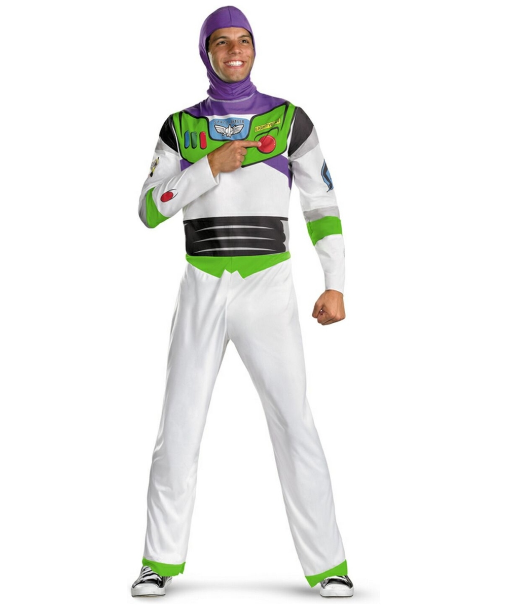 Buzz Light Year Mens Disney Costume  sc 1 st  Wonder Costumes & Mens Disney Costumes - Disney Halloween Costume for Men