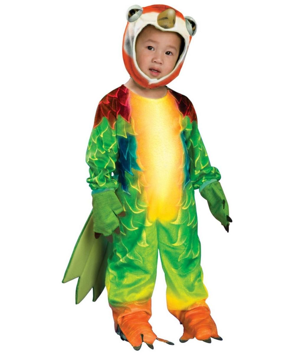 Kids Parrot Bird Costume Halloween Costumes