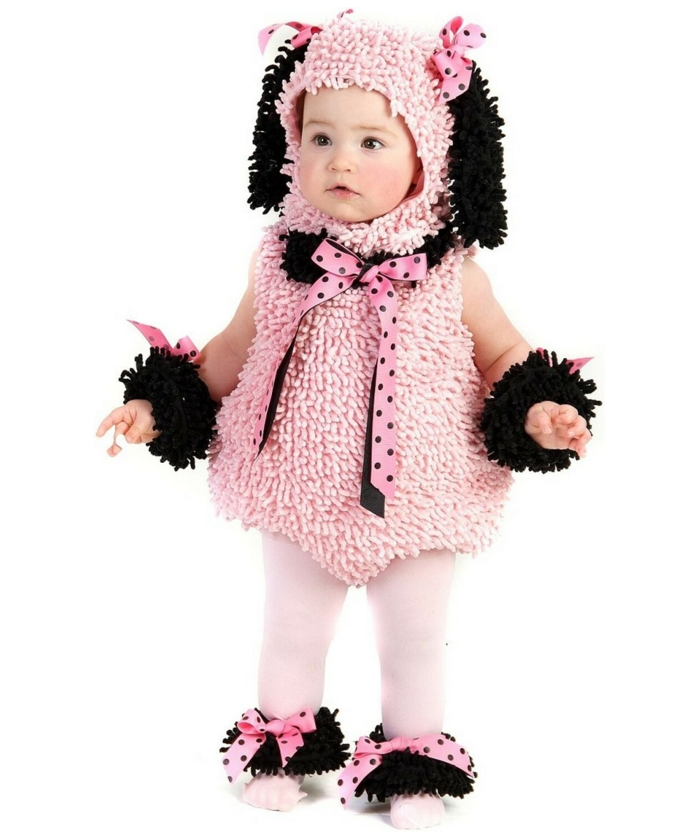 poodle baby 50s costume girls halloween costumes