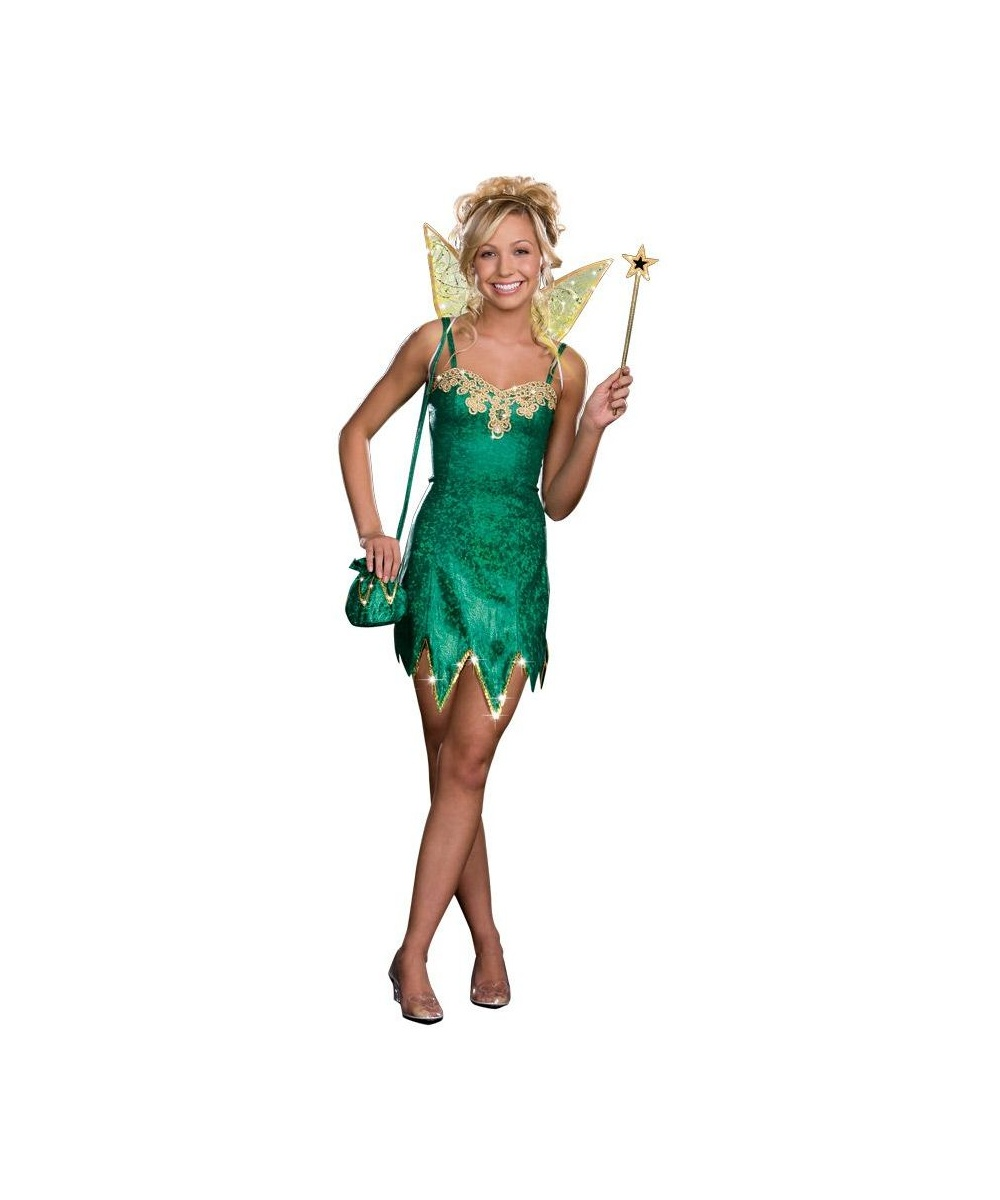 Pretty Pixie Costume - Teen Costume - Fairy Halloween Costume at Wonder Costumes  sc 1 st  Wonder Costumes & Pretty Pixie Costume - Teen Costume - Fairy Halloween Costume at ...