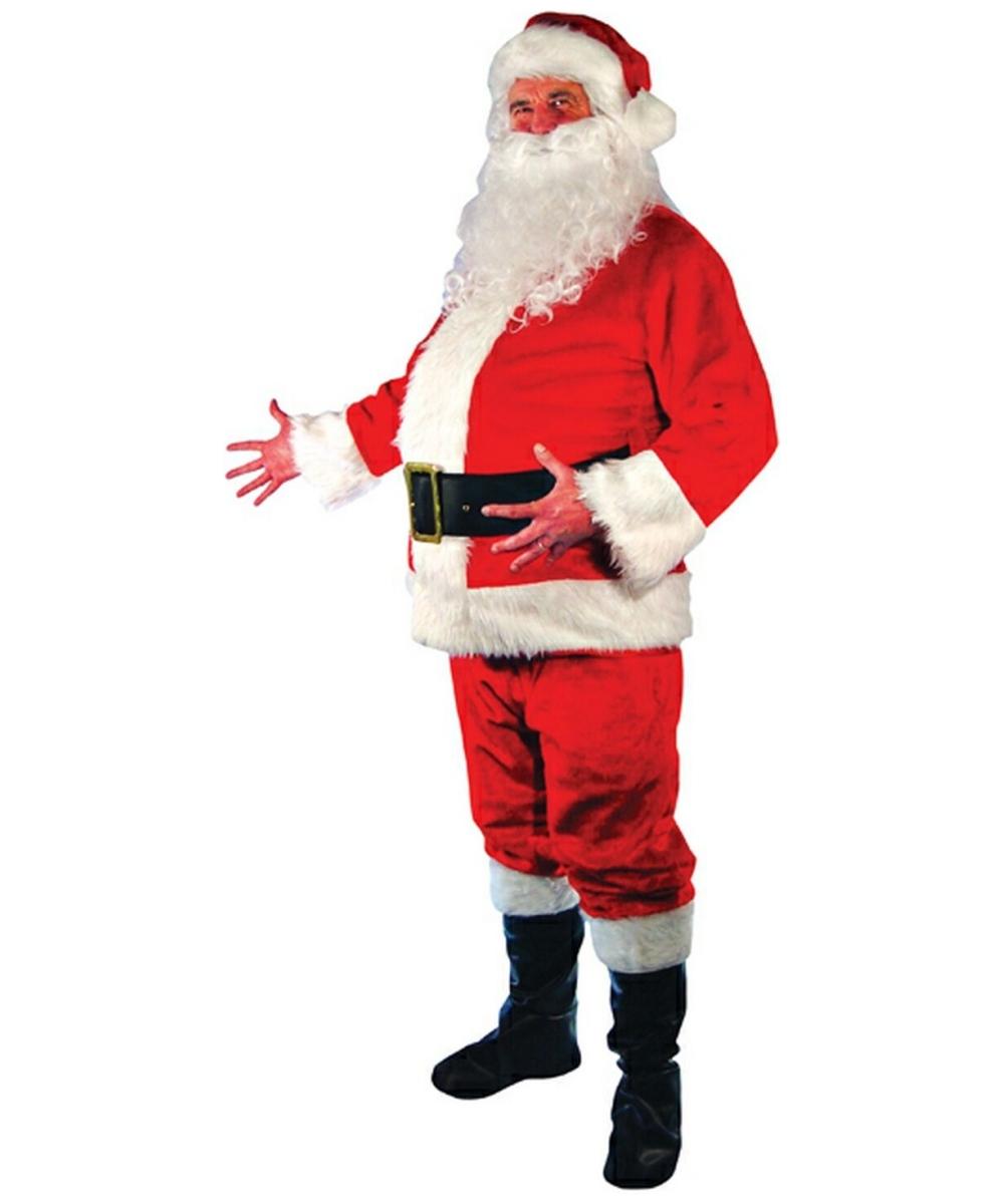97a3b6c1b4dc5 Santa Suit Christmas Costume - Adult Santa Costumes