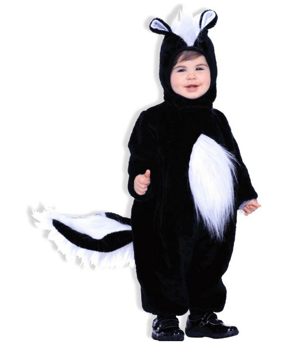 Skunk Baby Kids Costume