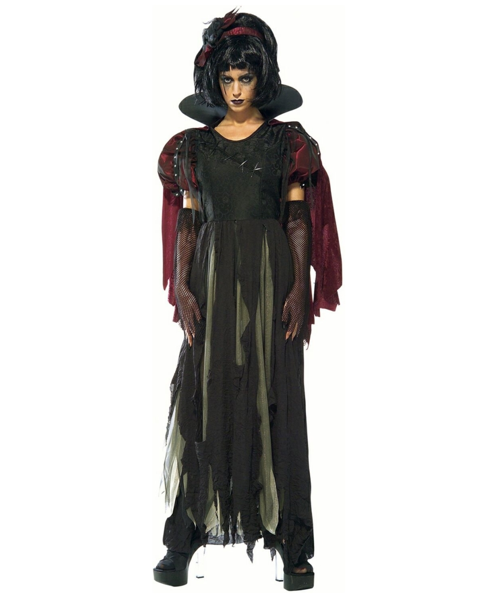 Snow Fright Costume Adult Costume Scary Halloween