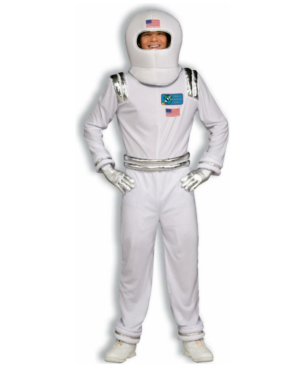 astronaut space camp adult costume men astronaut costumes. Black Bedroom Furniture Sets. Home Design Ideas