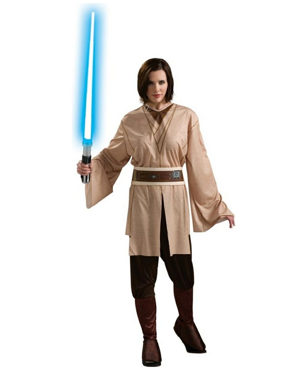 Adult Star Wars Jedi Knight Movie Costume , Men Star Wars Costumes