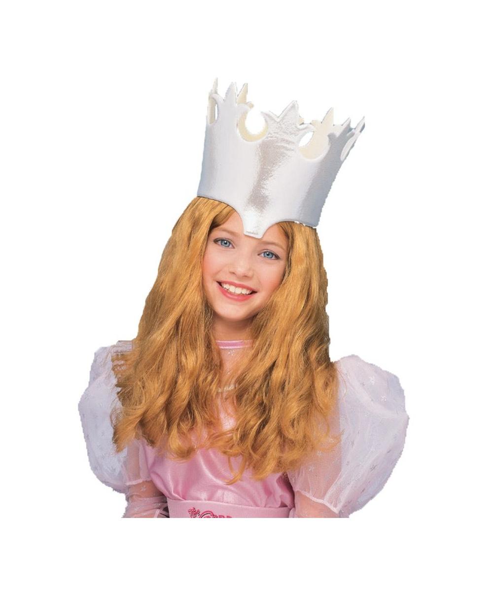 Wizard Of Oz Glinda Wig Costume Accessory Movie Halloween Wig
