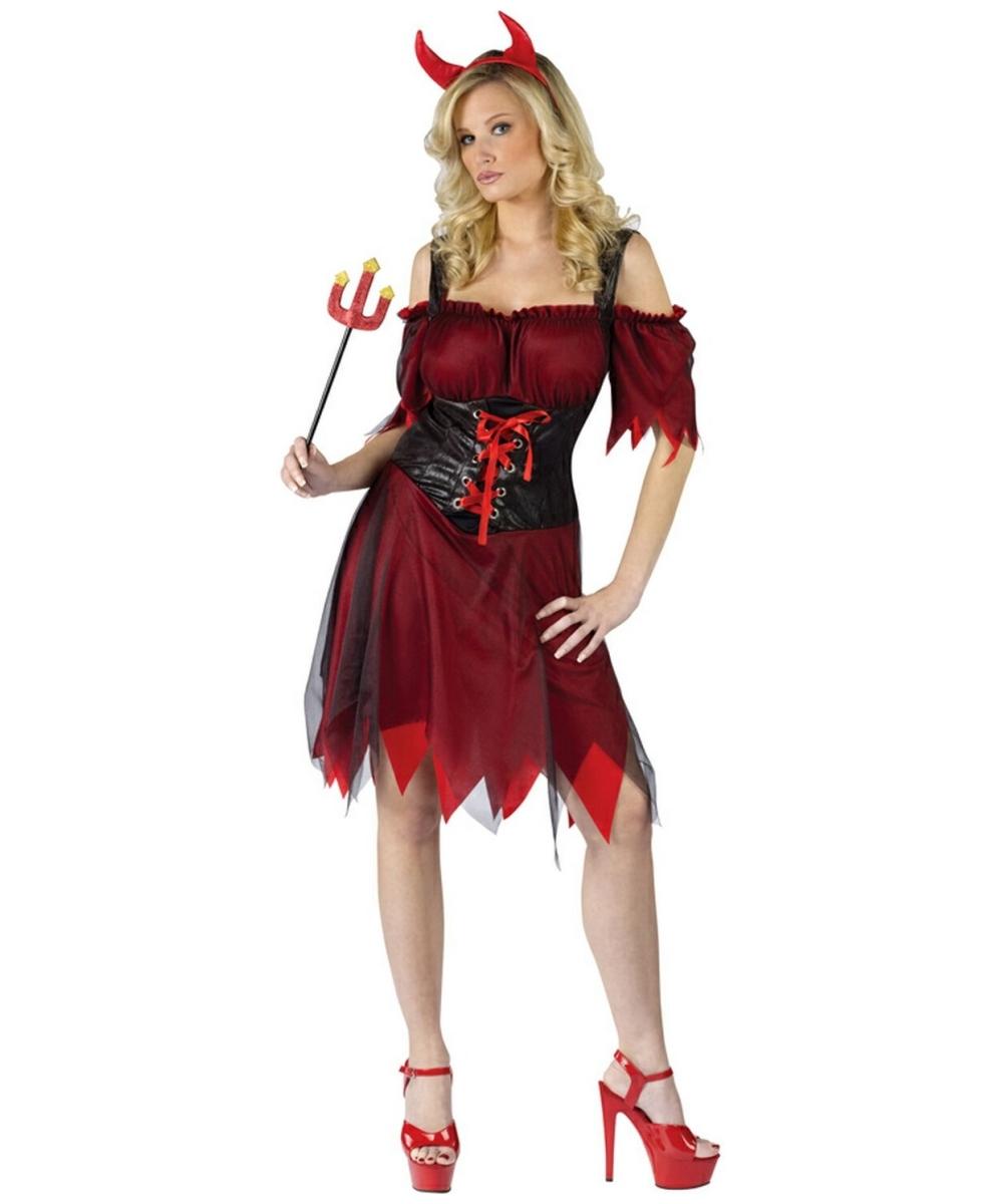 Dark Angel Halloween Costumes For Women