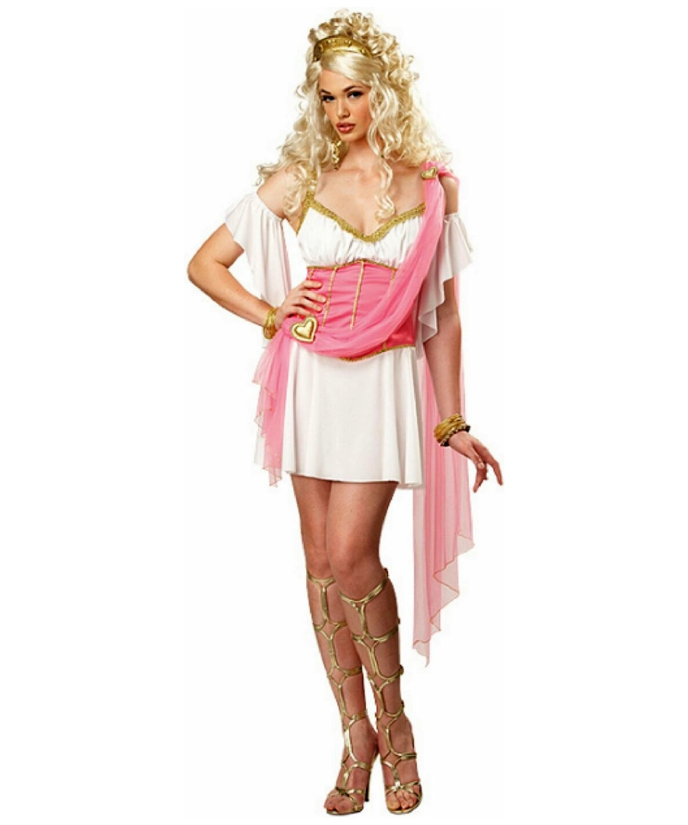 Adult Love Goddess Aphrodite Greek Costume - Women Costumes 54d1663853