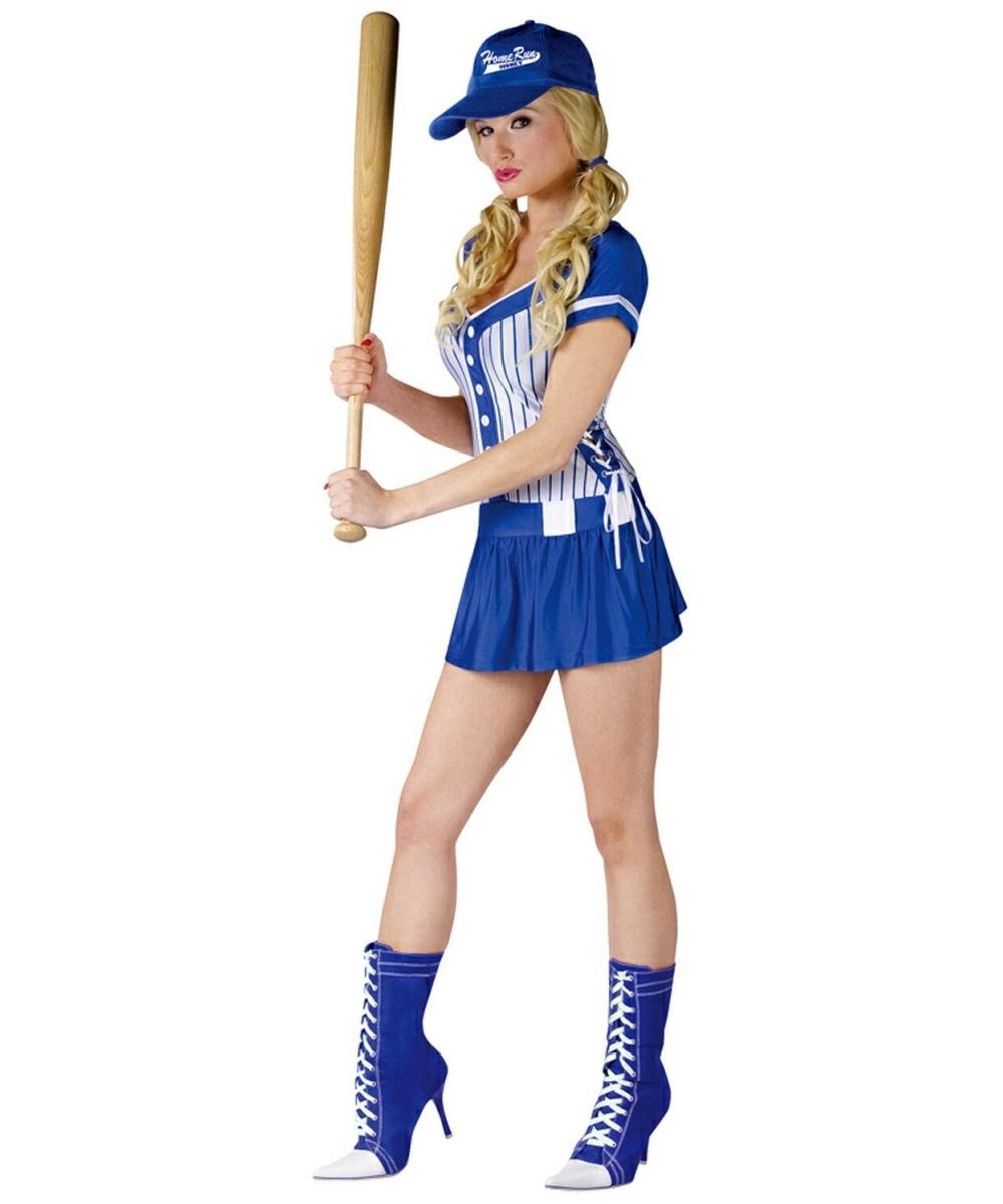 Home Run Honey Costume - Adult Costume - Halloween Costume At Wonder -2757
