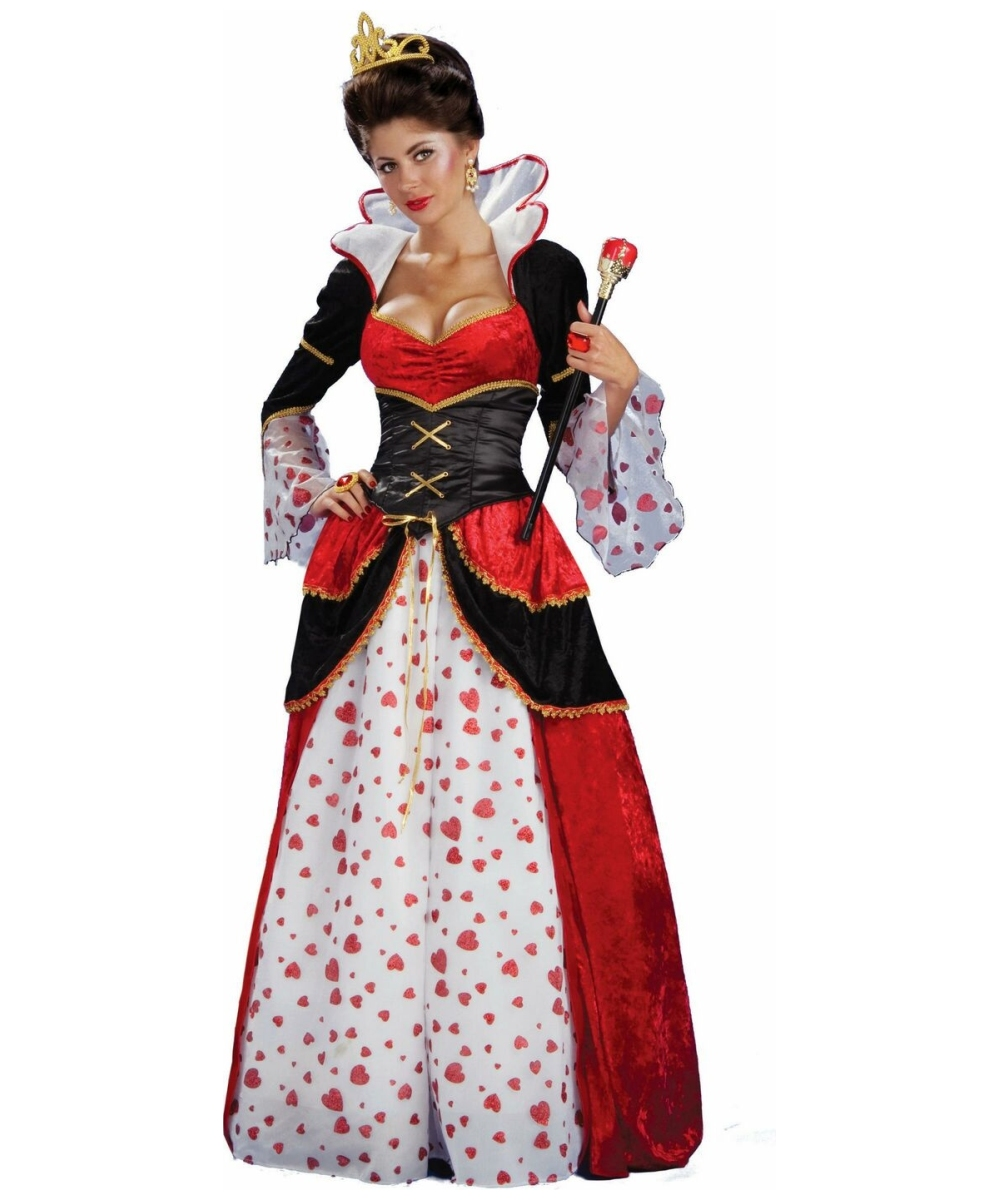 queen of hearts disney costume adult disney costumes