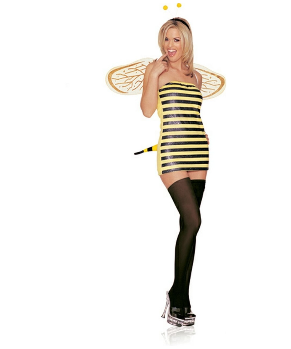 adult sexy bumble bee halloween costume women bumble bee costumes
