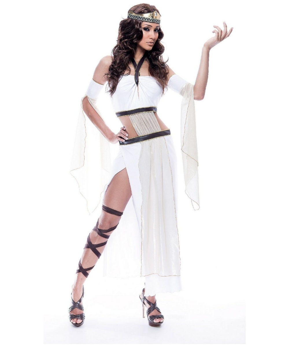 Womens Sexy Grecian Goddess Costume