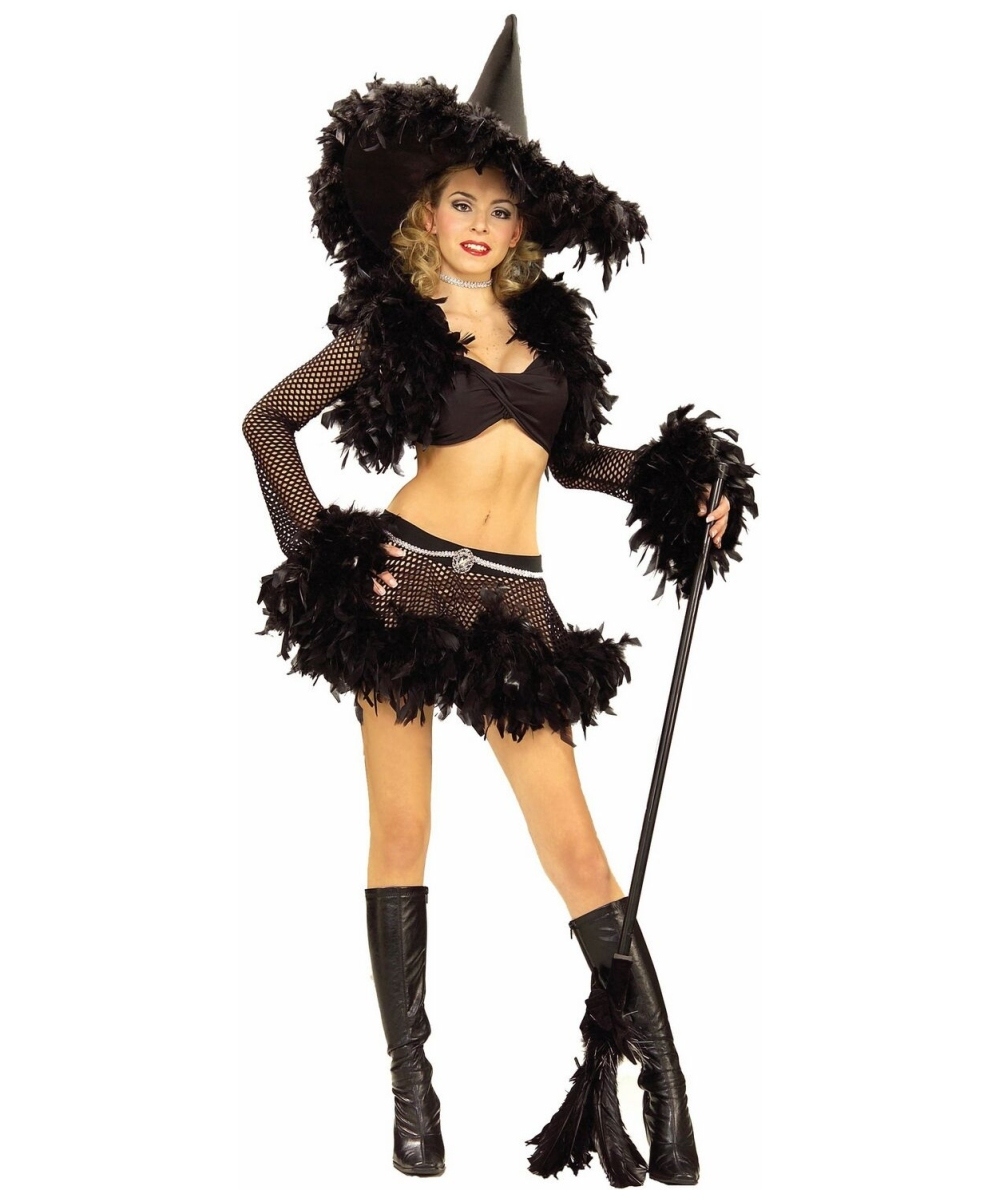 Adult Sultry Witch Halloween Costume - Women Witch Costumes adults