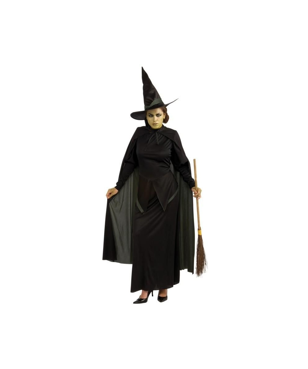 Adult Wicked Witch Halloween Costume Women Witch