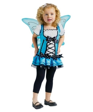Bluebelle Fairy Baby Costume